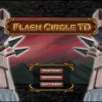 Flash Circle Tower Defense