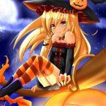 Anime Halloween Jigsaw Puzzle 2