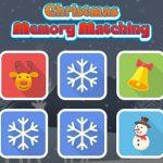 Christmas Memory Matching