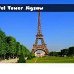 Eiffel Tower Jigsaw