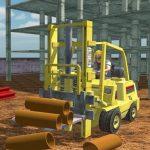 Forklift Drive Simulator