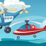 Funny Helicopter Memory