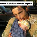 Halloween Zombie Costume Jigsaw