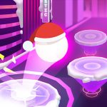 Hop Ball 3D: Dancing Ball on Marshmello Tiles Road