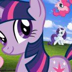 My Little Pony Slide