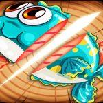 Ninja Fishing Game