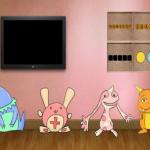 Pokemon Pikachu Escape