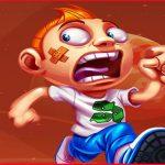Scary Running