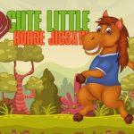 Cute Little Horse Jigsaw