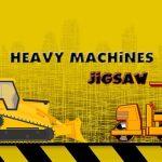 Heavy Machinery Jigsaw