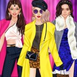office Fashionista girl dress up