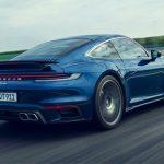 Porsche 911 Turbo Slide