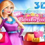 shopping games for girls